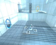 Valve have a habbit of releasing truely excellent games and portal is no exception